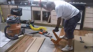 manual hardwood flooring cleat nailer