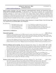cv financial controller credit controller resume resume