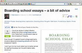 top boarding school blog posts from boarding school blog boarding school essays a bit of advice