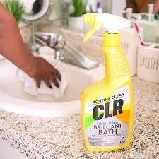 clr 26 oz brilliant bath bathroom