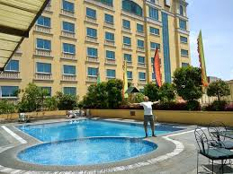 hotel outdoor pool. The Royal Mandaya Hotel: Outdoor Pool On A Hot Sunny Day At Hotel E