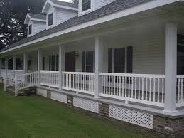 Premium Railing And Baluster Systems For Deck Porch And Balcony Porch Railing Pictures