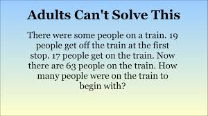 adults stumped by maths questions for year olds can you solve  adults stumped by maths questions for 15 year olds can you solve them