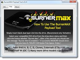 BurnerMax Paylod
