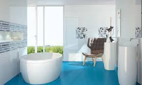 Patterned Floor Tiles Bathroom Floor Tile Porcelain Stoneware Floral Patterned Allegro