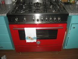 Gas Range With Gas Oven My Stove Bertie A Ferrari Red Bertazzoni Italian 6 Burner Gas