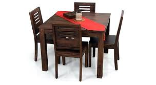 Small Picture Dining Table Glass Top Dining Table With Four Chairs Glass