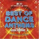 Best of Dance Anthems, Vol. 1