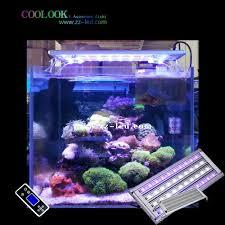 36 Aquarium Light China Intelligent Led Marine Tank Light For Tropical Fish