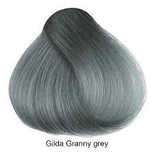 Hermans Amazing Haircolor Gilda Granny Grey Semi Permanente Haarverf G
