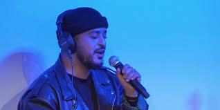 VIDEO - Slimane interprète en live