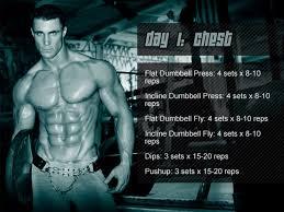 greg plitt s workout routine t