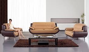 brown leather sofa sets. Brilliant Leather Aldo Camel Brown Leather Sofa Set  Inside Sets T