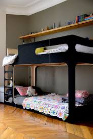 Terrific Modern Bunk Bed Plans Pics Design Inspiration
