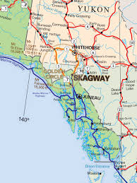 Southeast Alaska Chart Maps Skagway Alaska