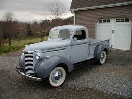 1940s pickup | Chevy pickup 39-41 | Pinterest | Chevy pickups ...