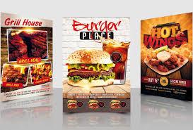 Flyer Design Food Design Fantabulous Restaurant Flyer By Adeelkhan803