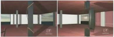 Image result for world trade center girders cutting charges angle