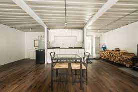 Joseph Dupuis Shipping Container Home Interior