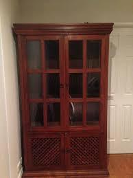 display cabinet wall unit