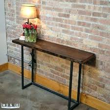 metal kitchen table. Metal Kitchen Table Legs Tables Console Reclaimed Wood