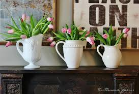 Creative Ideas For Decorating With Flowers For Spring Thistlewood Farm Extraordinary Flowers Decoration For Home Ideas