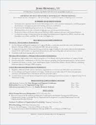 Resume Template For Career Change Unique Career Changer Resume Fluentlyme