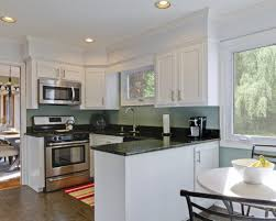 Simple Kitchen Paint Colors With Nice Small Kitchen Island