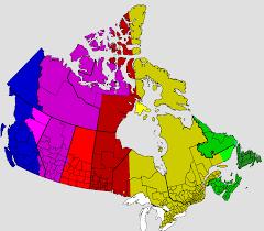Time In Canada Wikipedia