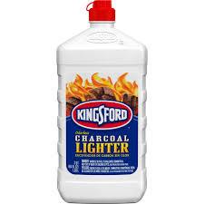 kingsford odorless charcoal lighter fluid 64 oz