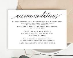 Wedding Insert Templates Reception Card Template Wedding Insert Templates Editable