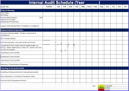 schedule plan template audit plan template title make an internal audit plan laboratory