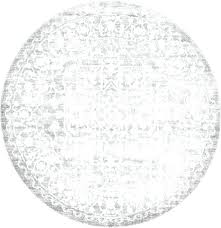 gray circle rug round rugs trend as area and quarter gra