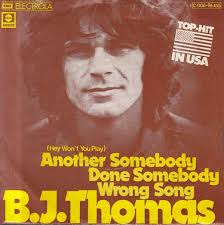 "B.J. Thomas' ""(Hey Won't You Play) Another Somebody Done Somebody Wrong  Song"" Celebrates 45th Anniversary 
