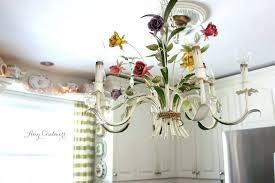 capiz lotus flower chandelier designs