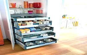kitchen shelf rolling cabinet shelves wall pull down