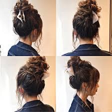 簡単華やか祭りにピッタリの髪型自分でできるアレンジまとめhair