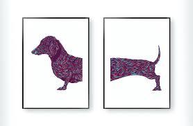 framed wall art sayings beautiful design dog wall art home decoration ideas modern themed from milk