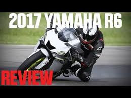 2017 Yamaha <b>YZF</b>-<b>R6</b> Review | 4K - YouTube