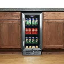 built in beverage refrigerator. Edgestar Beverage Cooler Wine Built In Refrigerator Bottle Reviews 80 Can