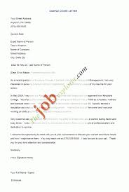 How To Write A Cover Letter And Resume Format Template Sample Draf
