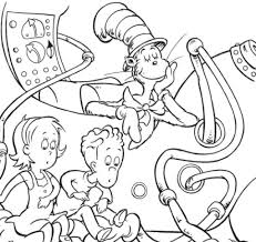 Free Dr Seuss Coloring Pages regarding Encourage in coloring image ...
