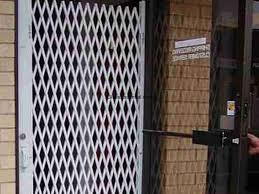 sliding glass door security gate photos