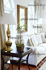 Spring Trends To Refresh Your Home U2013 Brewster HomeGold And Silver Home Decor
