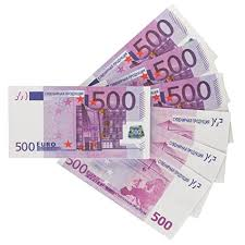 How To Make Fake Money For Vending Machines Classy Amazon Prop Money Full Print Fake Euro €48 Play Money