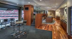Arizona Cardinal Seating Chart Virtual Party Lofts State Farm Stadium