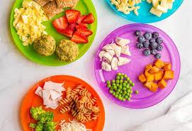 healthy toddler finger food ideas