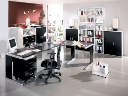 modern home office decoration ideas designing city sleek floor and black desk beside bookshelves amusing table amusing contemporary office decor design home