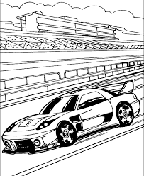 Small Picture Track Race Car Sport Coloring Page Race Car Pinterest