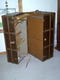 fresh wardrobe steamer trunk